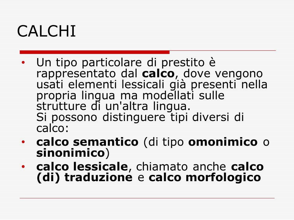 CALCHI