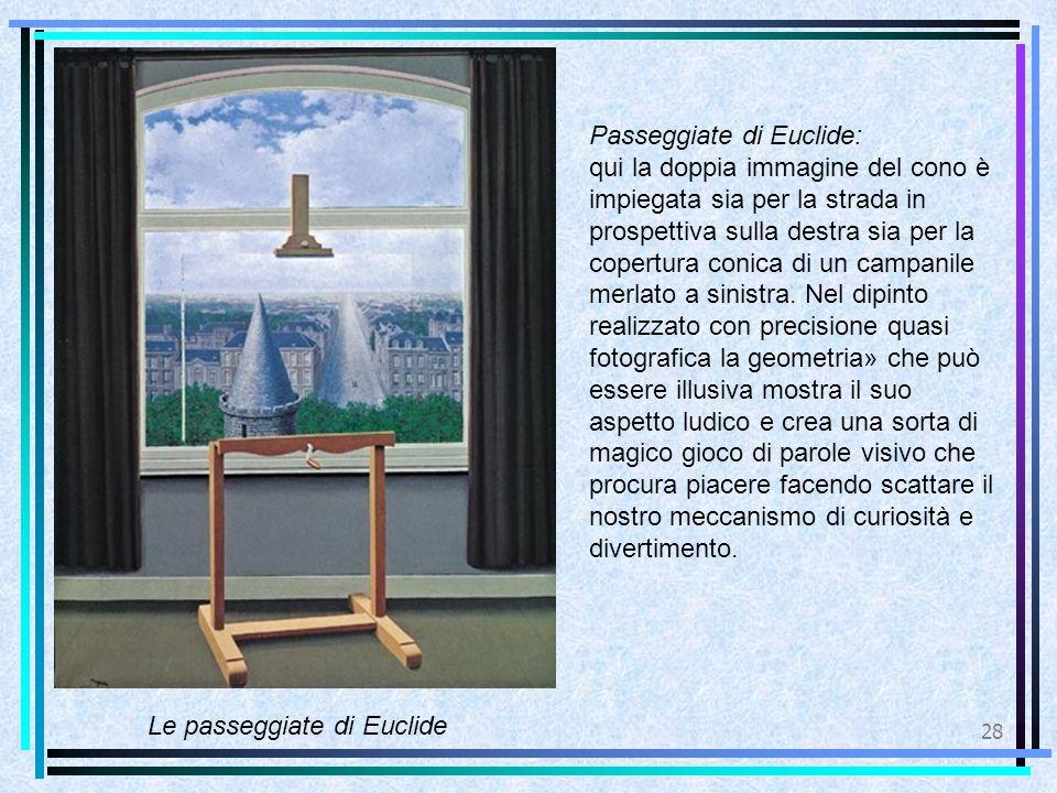 Passeggiate di Euclide: