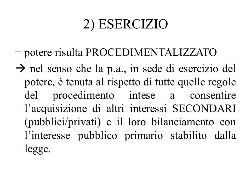 2) ESERCIZIO