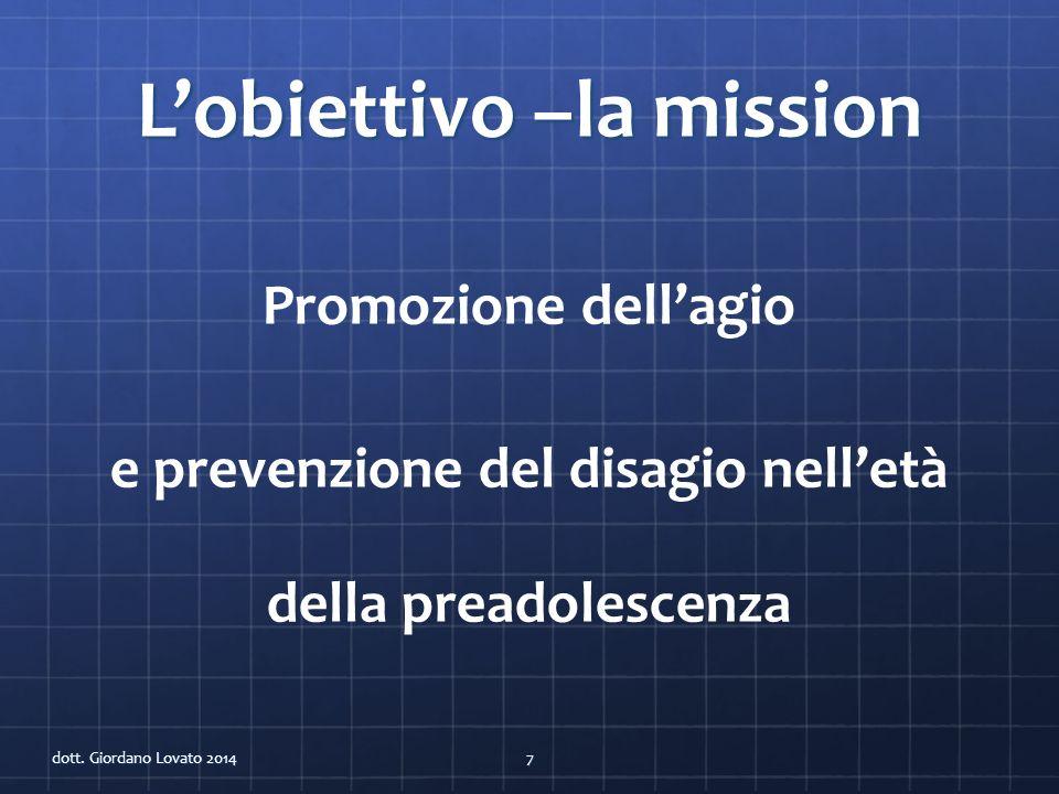Accordo di programma scuola ulss comune dott. Giordano Lovato 2014