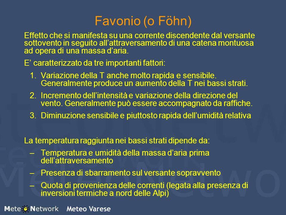 Favonio (o Föhn)