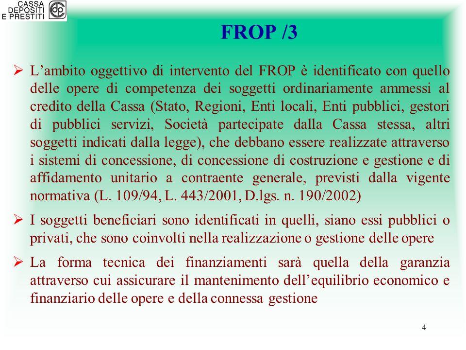 FROP /3
