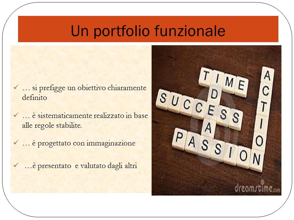 Un portfolio funzionale