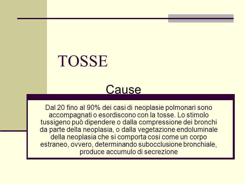 TOSSE Cause.