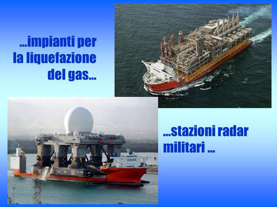 …impianti per la liquefazione del gas…