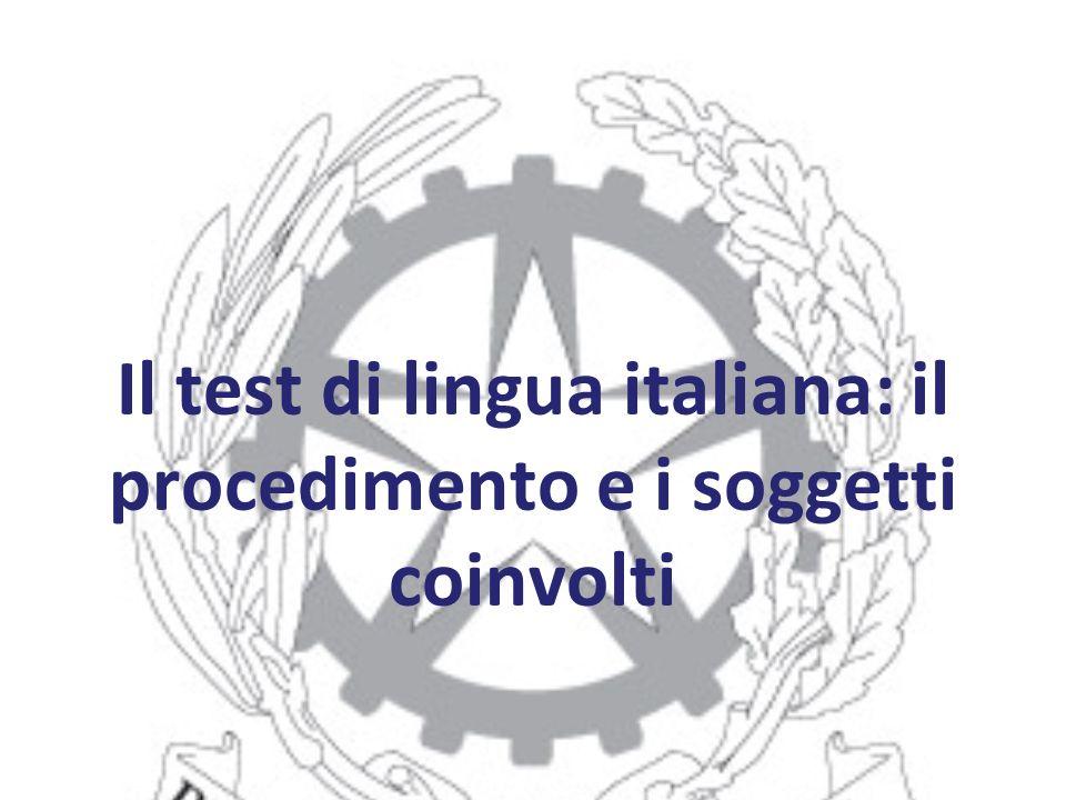 Awesome Test Lingua Italiana Per Carta Di Soggiorno Gallery - House ...