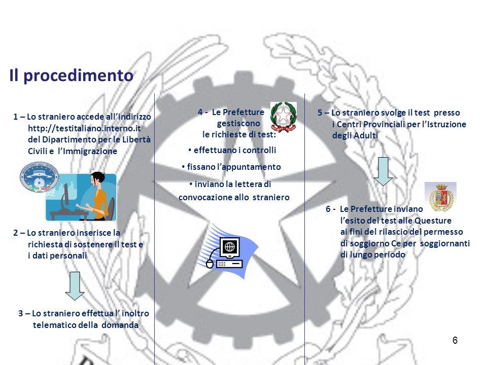 Awesome Risultati Test Italiano Per Carta Di Soggiorno Ideas ...