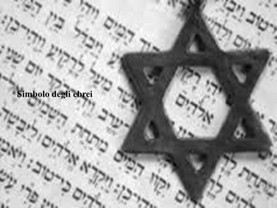 Simbolo degli ebrei