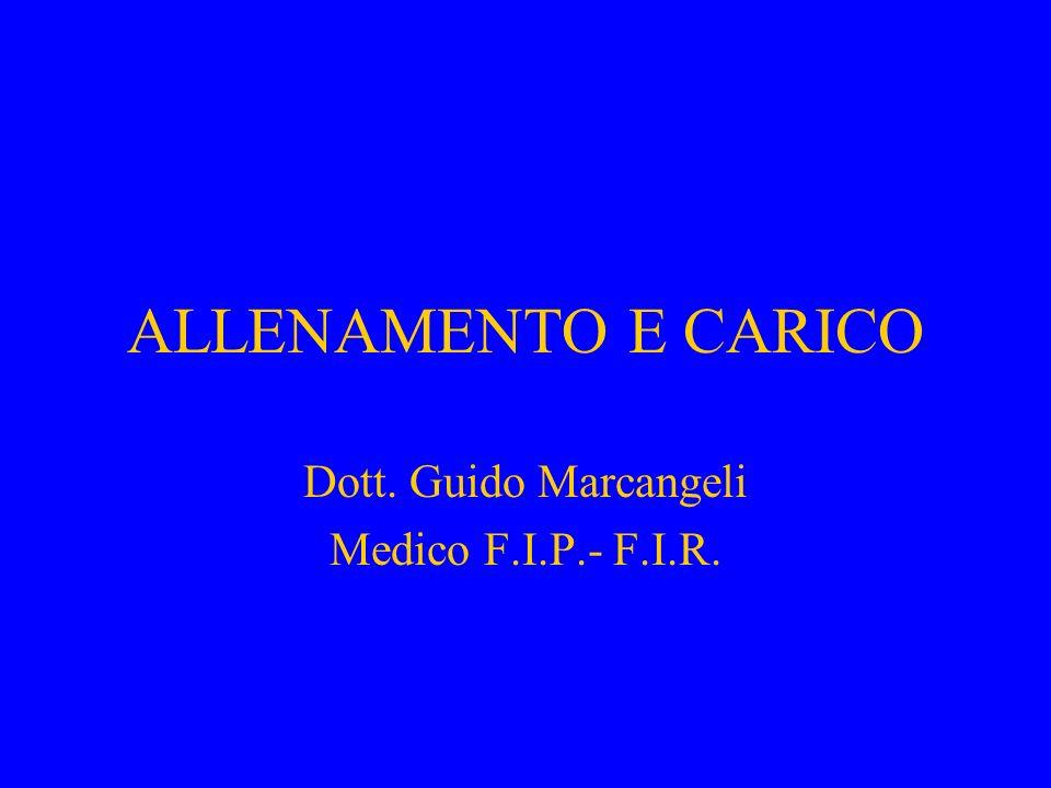 Dott. Guido Marcangeli Medico F.I.P.- F.I.R.
