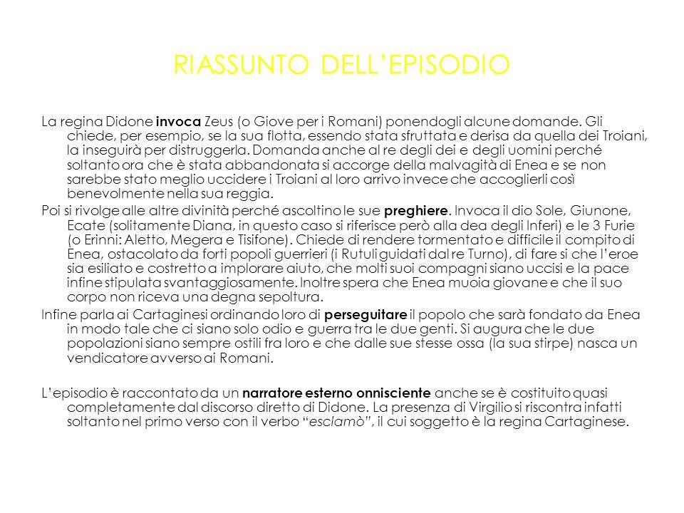 RIASSUNTO DELL'EPISODIO