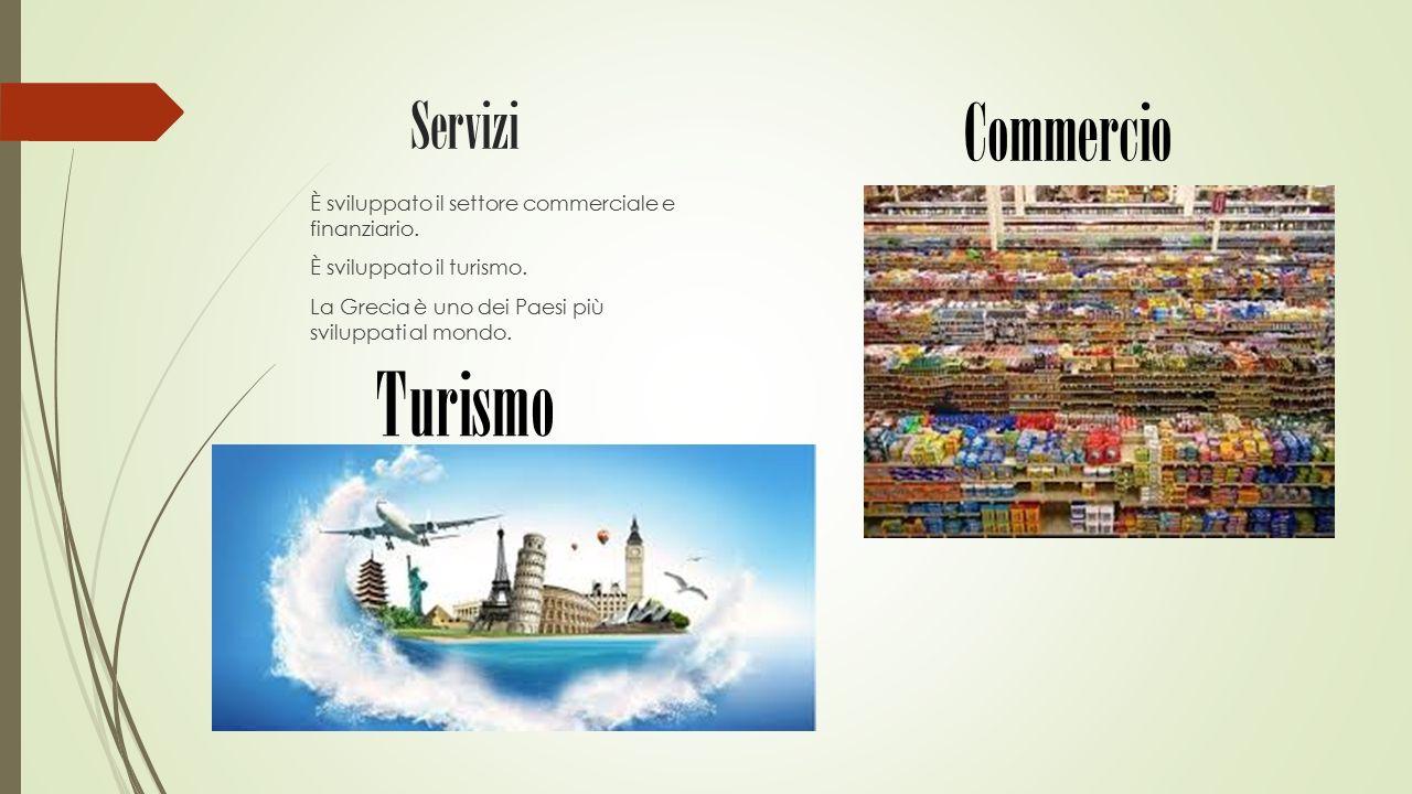 Turismo Commercio Servizi