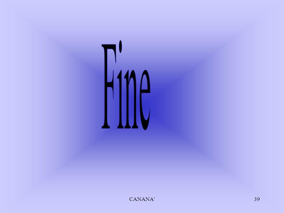 Fine CANANA
