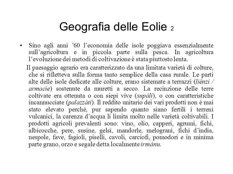 Geografia delle Eolie 2
