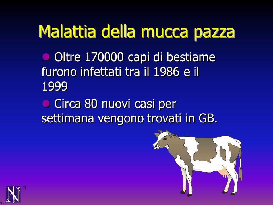 Malattia della mucca pazza