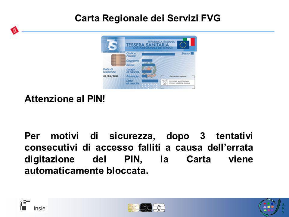 Carta Regionale dei Servizi FVG