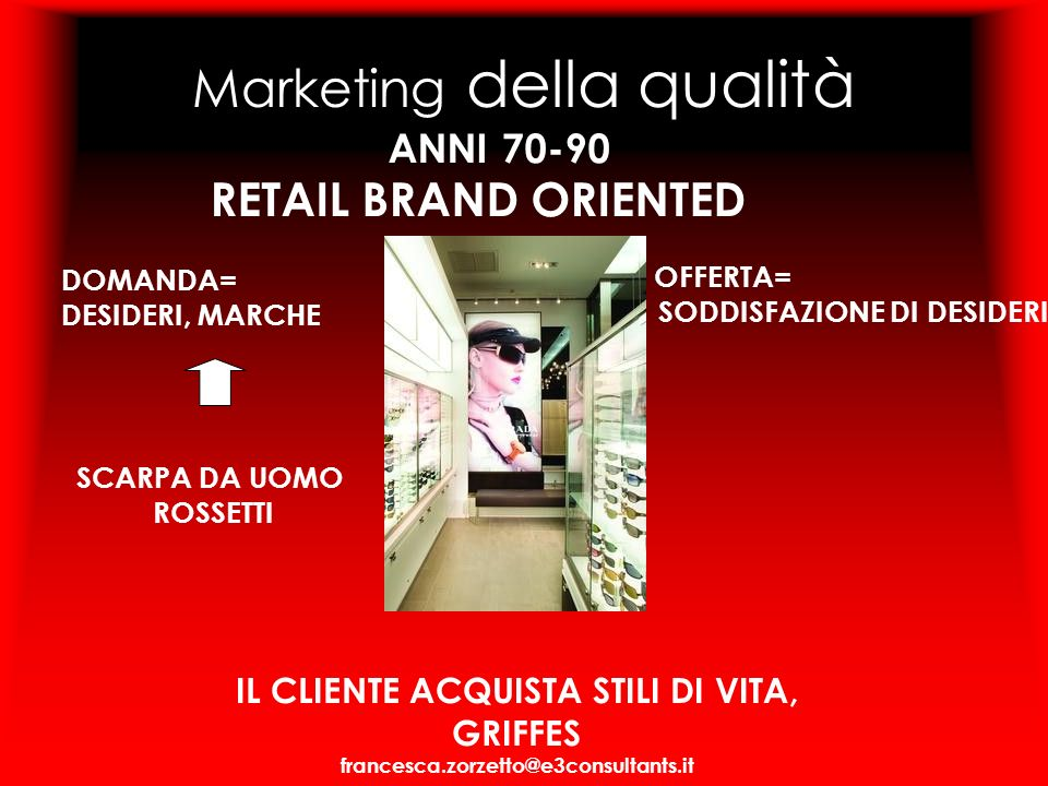 Marketing della qualità