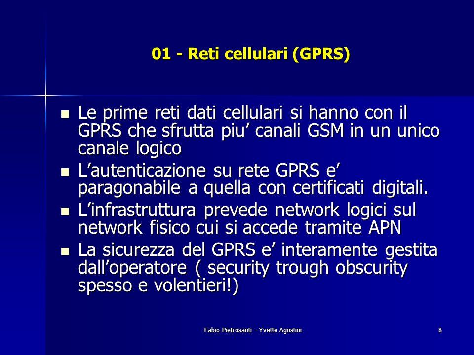01 - Reti cellulari (GPRS)