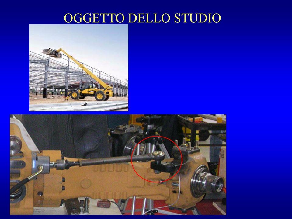 OGGETTO DELLO STUDIO
