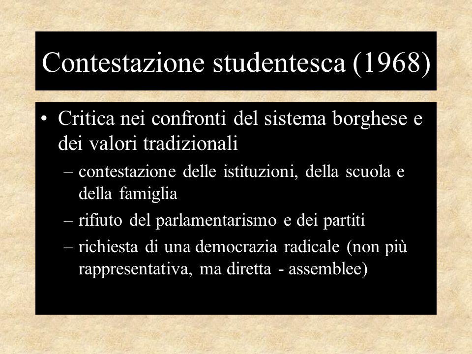 Contestazione studentesca (1968)