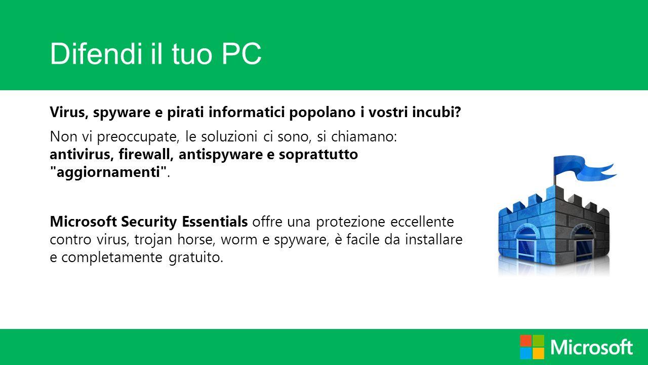 Difendi il tuo PC