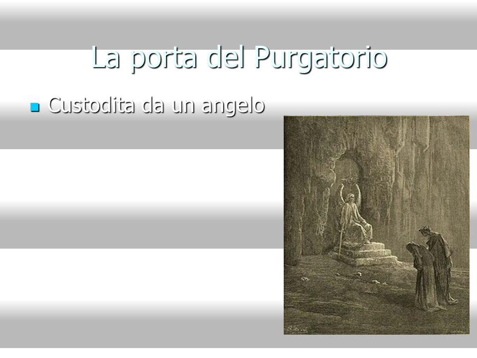 La porta del Purgatorio