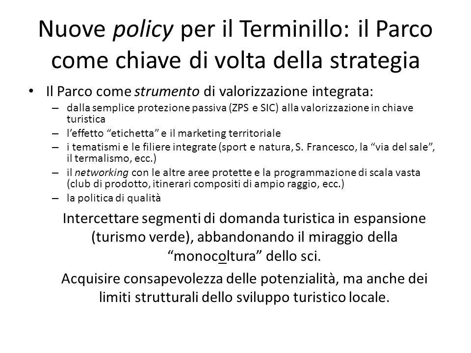 Nuove policy per il Terminillo: il Parco come chiave di volta della strategia