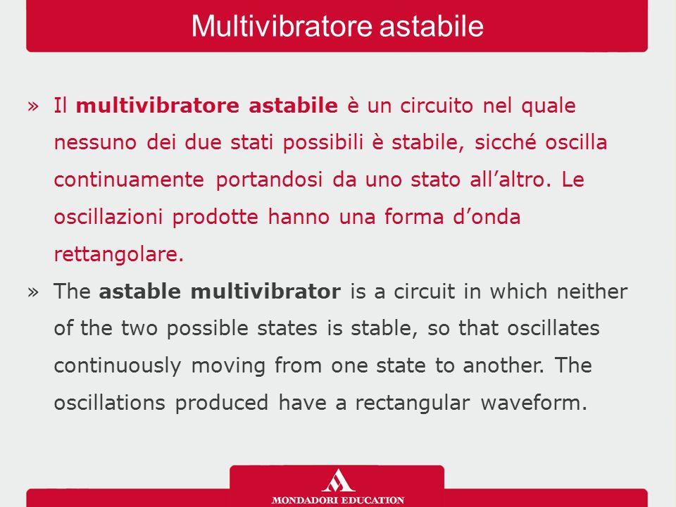 Multivibratore astabile