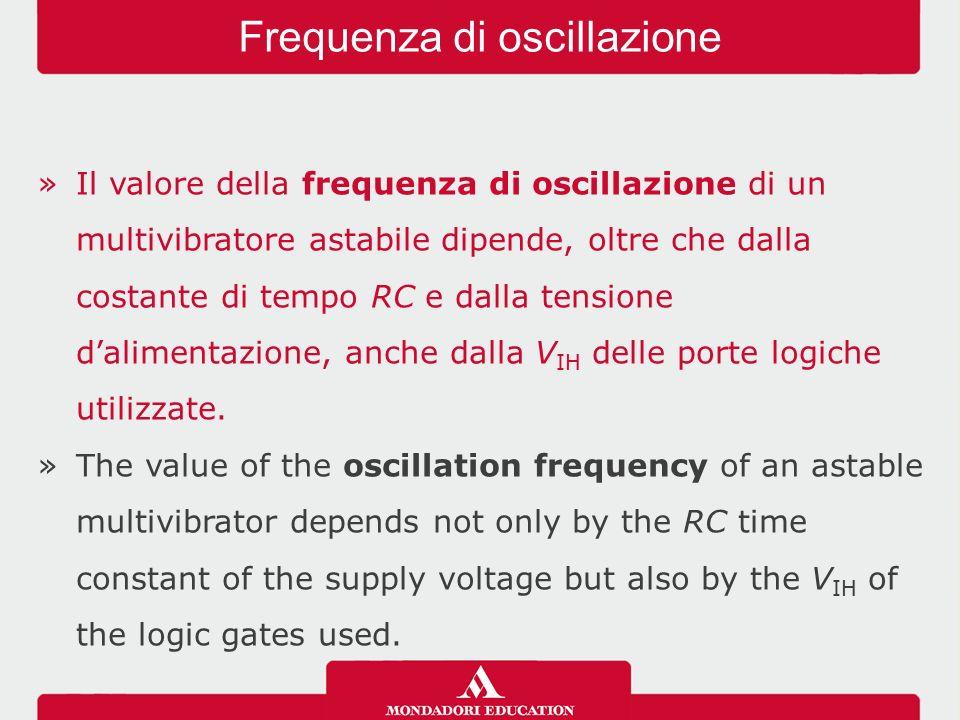 Frequenza di oscillazione