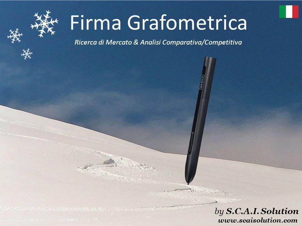Ricerca di Mercato & Analisi Comparativa/Competitiva