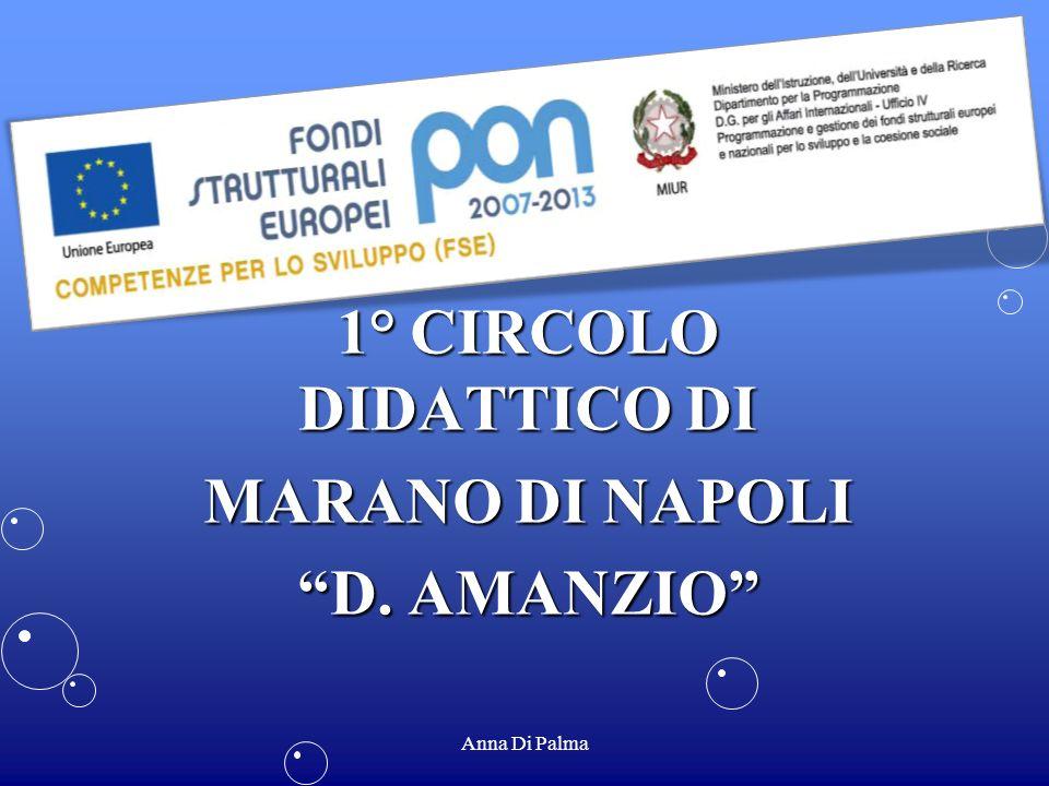 1° CIRCOLO DIDATTICO DI MARANO DI NAPOLI D. AMANZIO