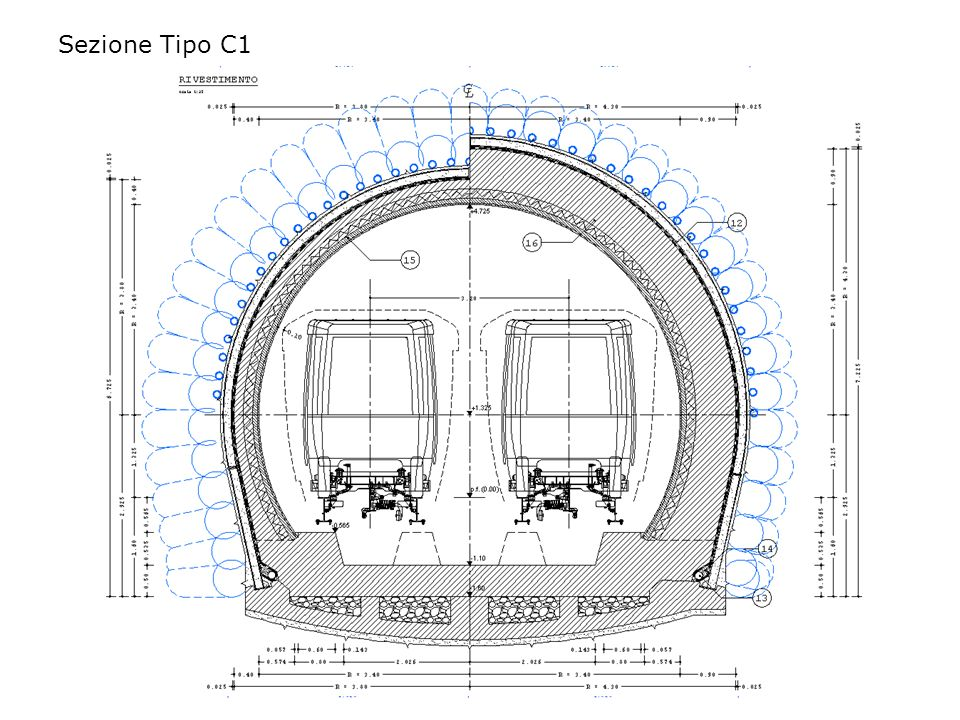 Sezione Tipo C1