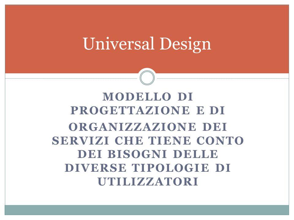 modello di progettazione e di