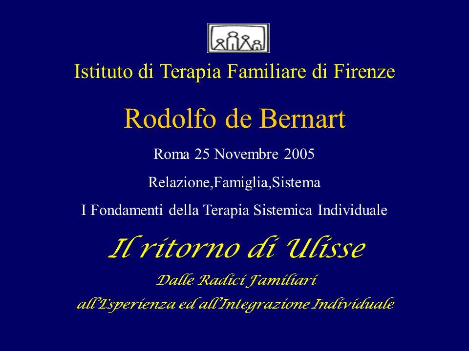 Rodolfo de Bernart Il ritorno di Ulisse