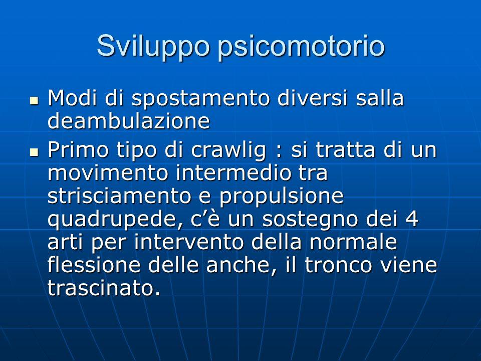 Sviluppo psicomotorio