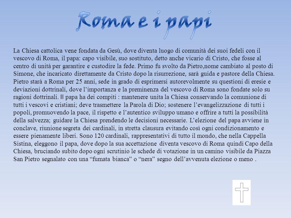 Roma e i papi