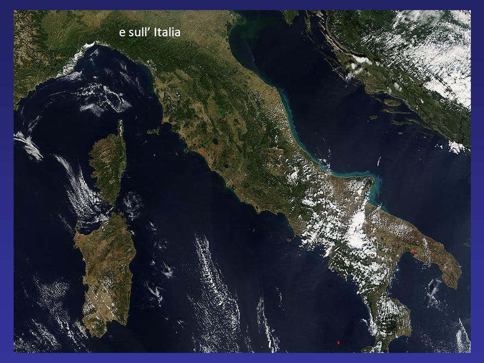 e sull' Italia