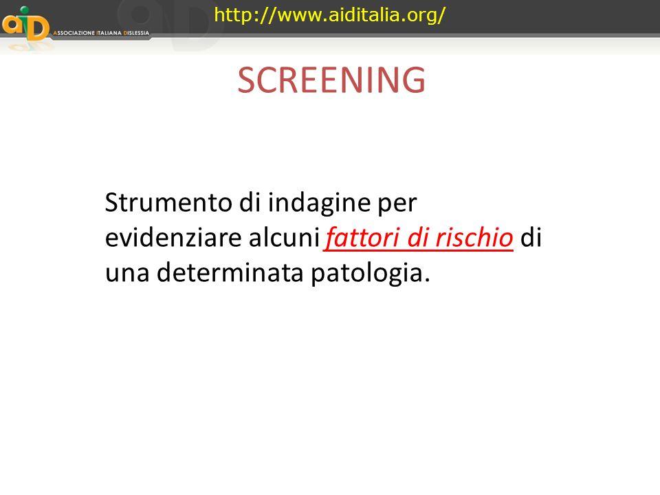 http://www.aiditalia.org/ SCREENING.