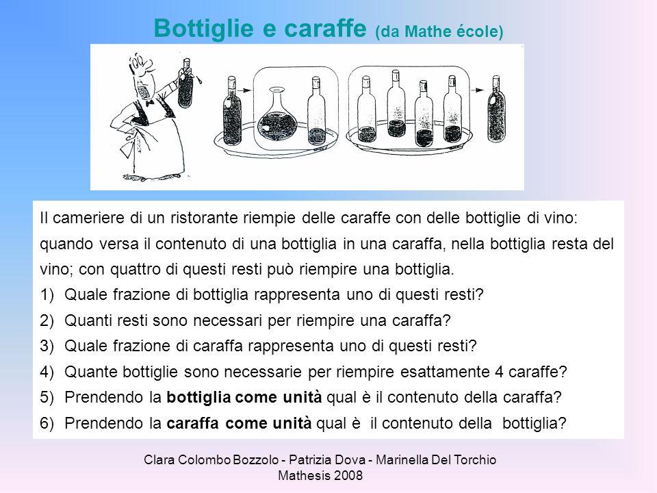 Bottiglie e caraffe (da Mathe école)