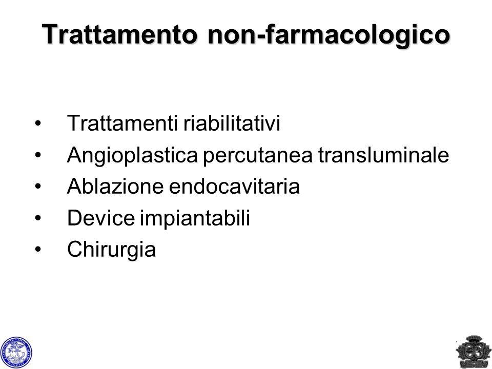 Trattamento non-farmacologico