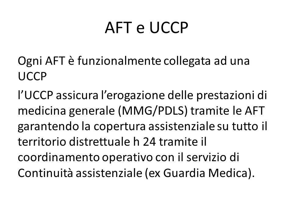 AFT e UCCP