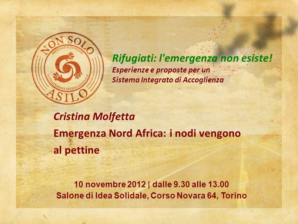 Salone di Idea Solidale, Corso Novara 64, Torino