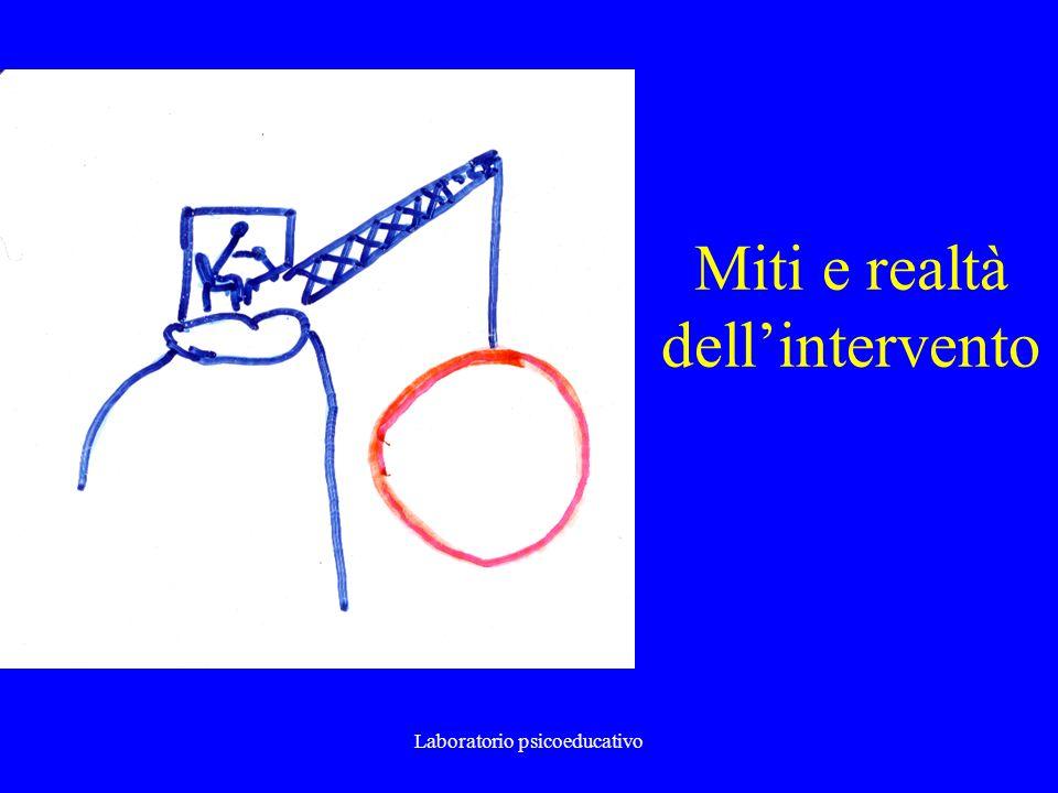 Miti e realtà dell'intervento