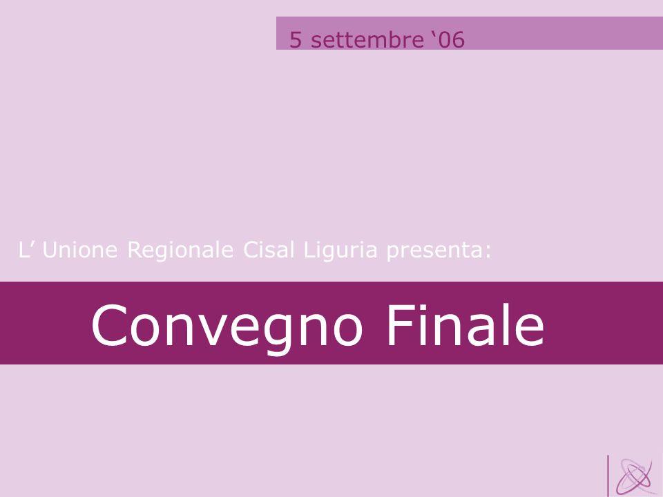 Convegno Finale 5 settembre '06
