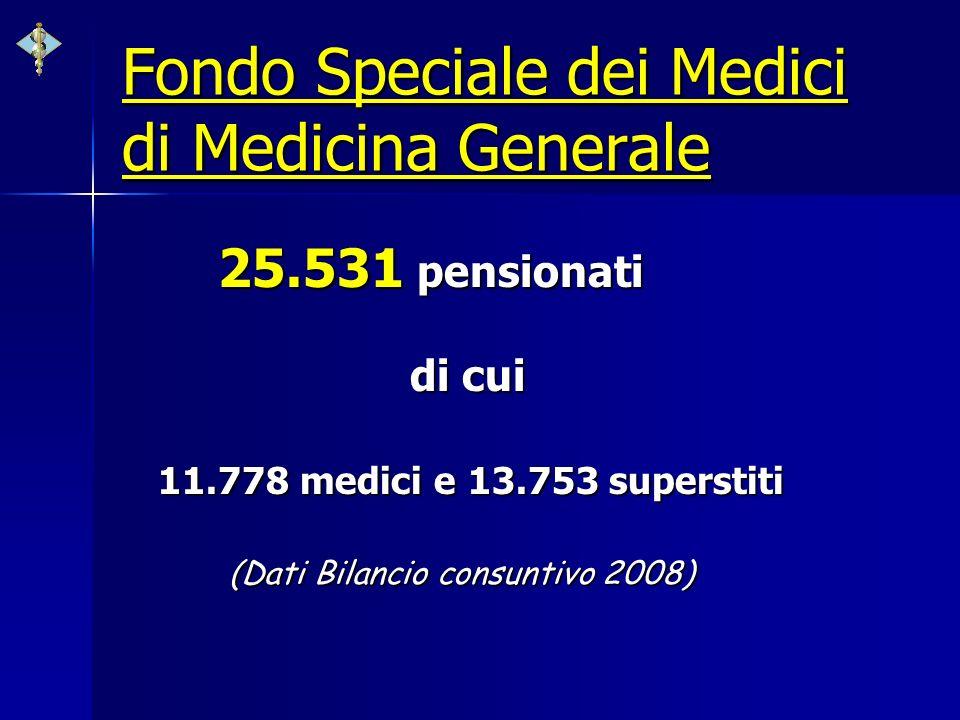 Fondo Speciale dei Medici di Medicina Generale