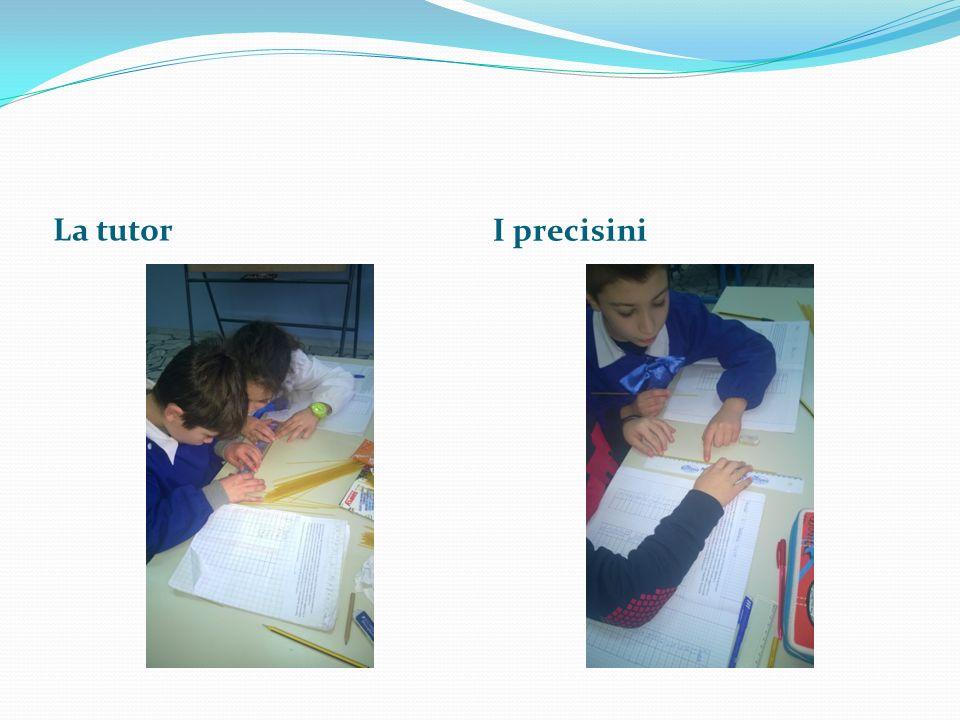 La tutor I precisini