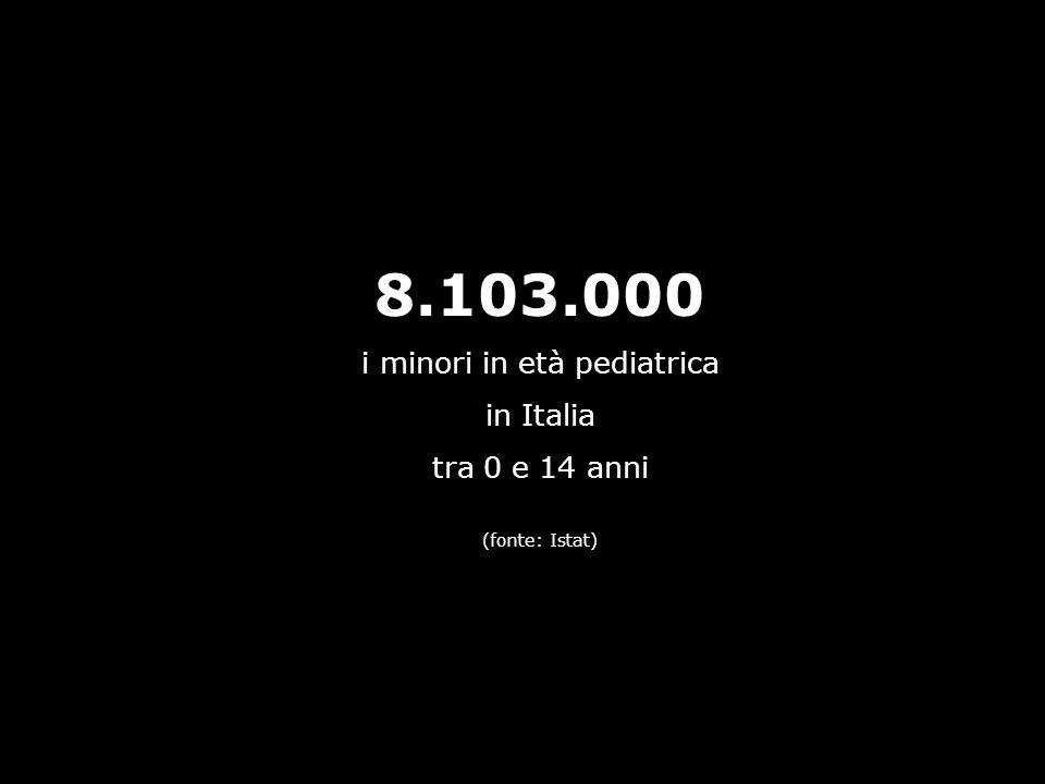 i minori in età pediatrica