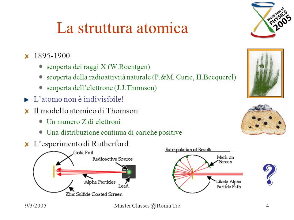 Master Classes @ Roma Tre