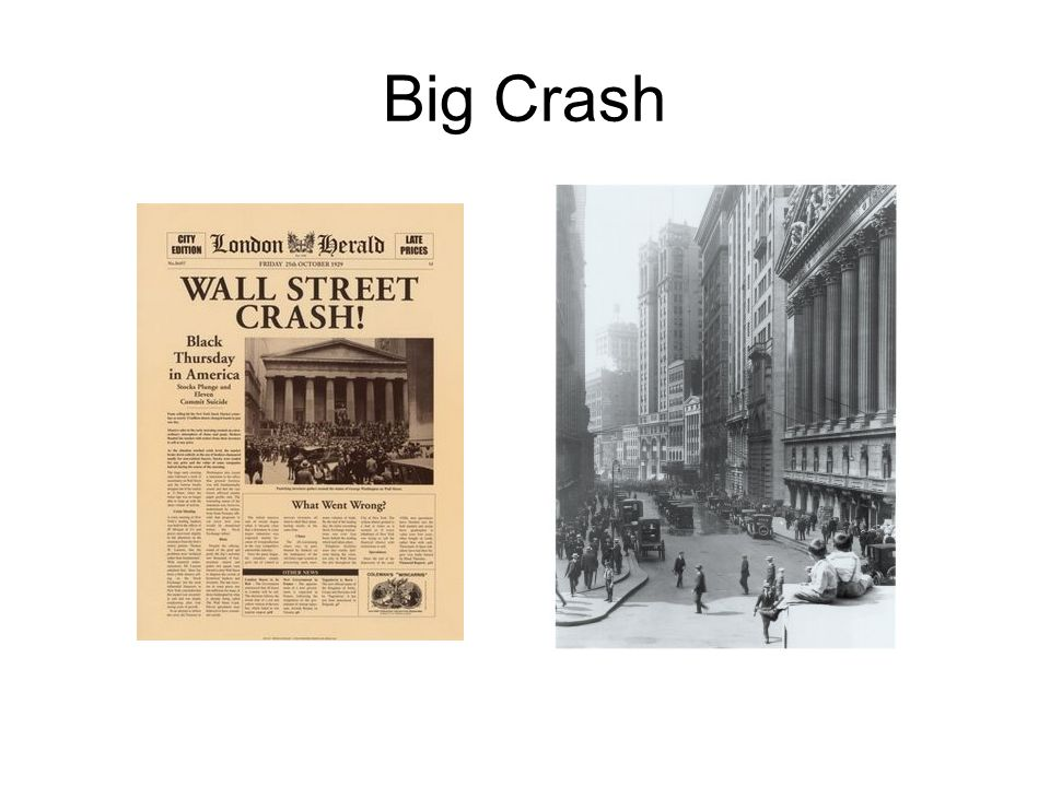 Big Crash
