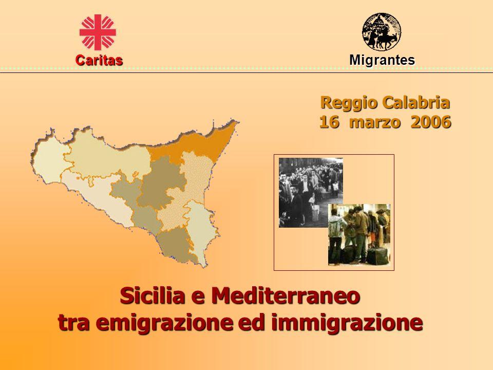 Sicilia e Mediterraneo tra emigrazione ed immigrazione