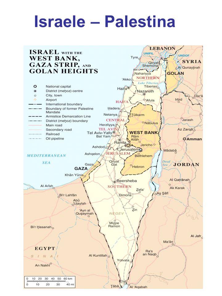 Israele – Palestina